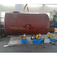 Pipe Automatic Welding Machine , 15 Ton Wind Tower Pipe Rotators For Welding