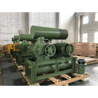 Quality 15KW - 132KW Army Green Superpower Three Lobes Roots Blower For Pneumatic Convey for sale