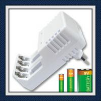 Quality White Alkaline Battery Recharger Universal Rechargeable For Mobile Phone for sale