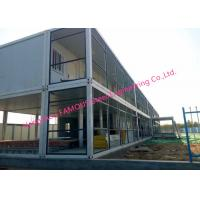 Quality Economic Light Weight Prefabricated Steel Structure Pre-Engineered Building Prefab House for sale