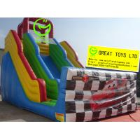 Quality Hot selling Giant inflatable dry slide with 24months warranty GT-SAR-1637 for sale