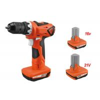 China Adjustable Torque Power Tools Cordless Drill Machine Small Size For Home for sale