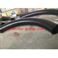 Quality Seamless Steel Pipe Elbow \ Bend , Short Radius Bend,45/90 /180Degree,R=5D,Material ASTM A312 TP316L for sale
