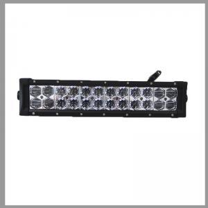 Quality 6D Straight Led Light Bar For Cars 6000K CE RoHS EMC Combo Driving Led Cree Light Bar for sale