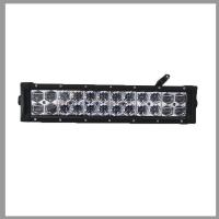 Quality 6D Straight Led Light Bar For Cars , CE RoHS EMC Combo Driving Led Cree Light Bar for sale