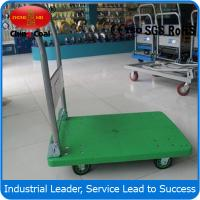 Quality Plastic Platform Hand Truck for sale