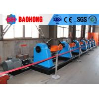 China Powerful Skip Stranding Machine 630mm Payoff Reels For Soft Steel Wire Strand on sale