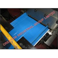 China Colored Steel Standing Seam Roof Sheets Making Machine 15-20m/min on sale