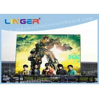 Quality High Resolution P20mm LED Full Color Display With 4096 Pixel Easy Operation for sale