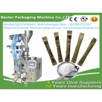 Quality Automatic Small Type Granule Stick Salt Sugar Sachet Packaging Machine Price bestar packaging machine for sale