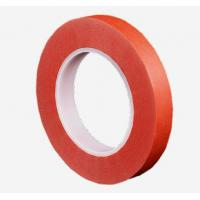 260 Degree Crepe Paper Masking Tape High Temperature Bearing Pet Compound for sale