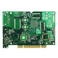 Quality 6 Layers Blind Hole Prototype Circuit Board , Gold Finger PCB Assembly Services for sale