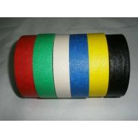 Temperature Resistance Paint Spraying Crepe Paper Masking Tape for sale