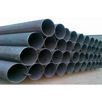 Quality 508mm 609.6mm Steel Pipe Welded Steel Pipe Varnish Painted For Fluid Transportation for sale