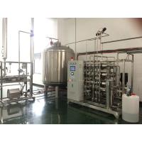 Quality RO system plant industrial reverse osmosis water purification for pharma for sale