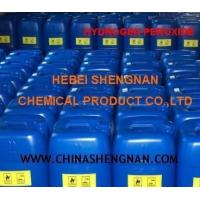 China Hydrogen Peroxide  Industrial Grade on sale