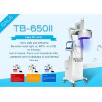 Quality Touch Screen Laser Hair Growth Machine For Clinic / Salon Two Years Guarantee for sale