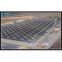 Quality Treadplate Surface Hexagonal Honeycomb Roof Panels A3003 Material Moisture Proof for sale