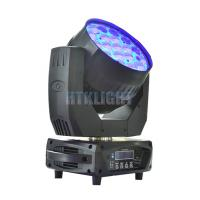 China MAC Aura 19 X 15W RGBW LED Zoom Moving Head For Stage , Events on sale