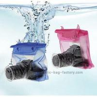 Quality SLR Camera Waterproof Cover Universal Plastic Waterproof Pouch for SLR Camera for sale