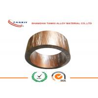 Quality Strip Soft Bright Shunt Manganin Alloy of Copper and Nickel 1mm * 10mm for Shunt Resistance for sale