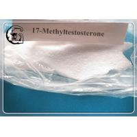 Quality Raw Injectable Anabolic Steroids 17-Methyltestosterone Powders Cycle 58-18-4 for sale