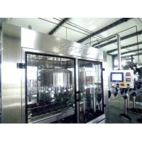 Quality Glass Bottle Alcohol Drink Filling Machine for Liquor / Soda / Drinking Water for sale