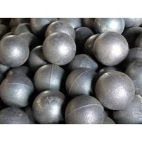 Quality OEM Cr15 Forged Steel Grinding Media For Large Mine Mills High Cr cast ball hardness HRC≥60 for sale