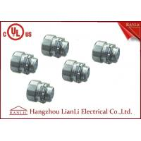 China IMC Rigid Conduit Fittings 1/2 Compression Connector Electrical Conduit Accessories on sale