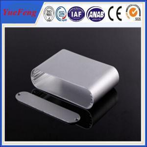 Quality ALUMINUM SHIELDING BOX 108*26*70 CONTROLLER POWER ALUMINUM SHELL for sale