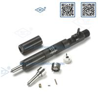 Quality SSANGYONG fuel  assembly EJBR02601Z diesel injector parts A6650170121 piezo injector R02601Z / 2601Z for SSANGYONG for sale