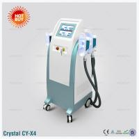 Quality L four cryo handpieces cryo slimming fat freezing machine for sale