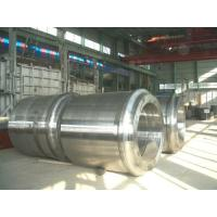 Buy Metallurgical Casing Forging, Carbon Magnetic Steel Forged Roller For Mining at wholesale prices