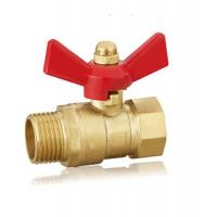 China Durable professional competitive price brass gate valve with drainer brass 1/2 Inch ball valve for sale