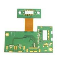 Quality FPCB , Immersion Gold Flexible and Rigid Flex pcb two layer for Medical Equipment for sale