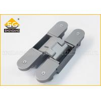 China 180 Degree Aluminum Door Heavy Duty Concealed Hinges Of GB Zinc Alloy on sale
