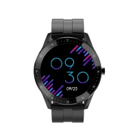 Quality 5D Carbon Fiber Shell 200mAh Blood Oxygen Monitor Watch for sale