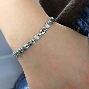 Quality Good Health Negative Bangle 361Stainless Steel Magnet Bracelet for sale
