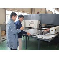 Quality Platform Type CNC Punch Press Machine For Metal Lower Energy Consaption for sale