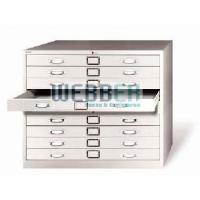 Quality Metal Drawing Storage Cabinets for Draftsman for sale