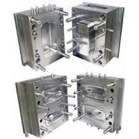 Quality Custom injection plastic machine part Mold, HASCO Mold Base, Cold runner for sale