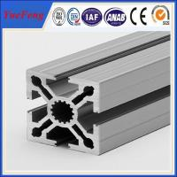 Quality Roller t-nuts aluminum profile,good quality 6063-t5 aluminum extrusion profile manufacture for sale
