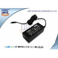 Quality Portable Desktop PC Power Supply , Black Computer Switcher Power Supply 12V 5A for sale