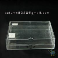 Quality BO (59) clear acrylic jewelry display case for sale