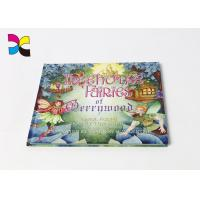Buy Educational Hardcover Book Printing Customized Full Color Printing Matt Lamination at wholesale prices