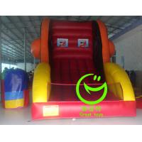 Quality inflatable games for adult with 24months warranty GT-SPT-0612 for sale