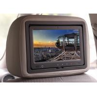 Quality Inside Taxi Advertising Screens , 3g / Wifi 9 Inch Car Lcd Digital Signage for sale