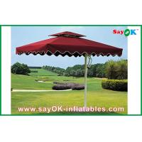 Quality Rectangle 2m Cantilever Parasol for sale