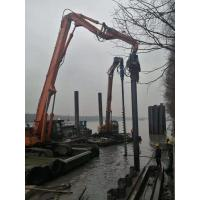 Quality Small Volume Concrete Pile Driving Equipment Low Noise During Construction for sale