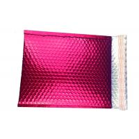 Buy Moisture Proof Colorful Metallic Glamour Bubble Mailers Shipping Mailing Bags at wholesale prices